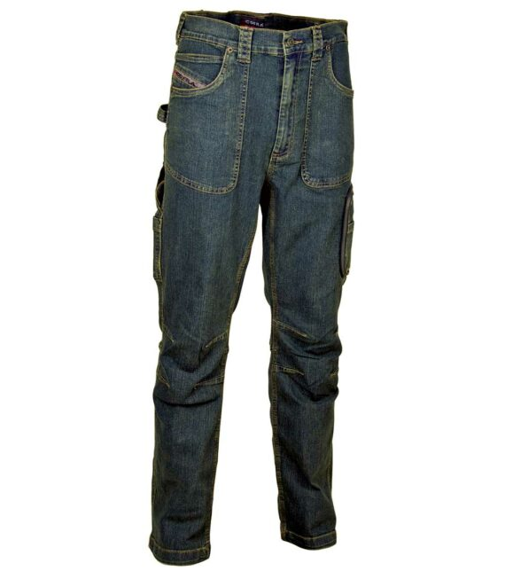 Pantalone jeans COFRA modello BARCELONA 1