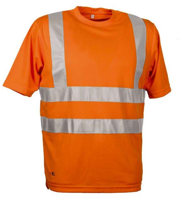 T-shirt COFRA MODELLO DANGER 1