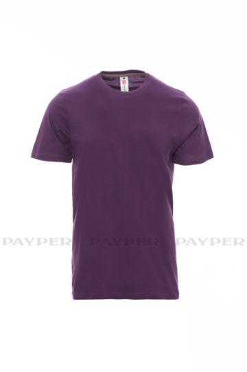 T-shirt PAYPER modello SUNSET